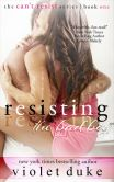 Resisting the Bad Boy (Nice Girl to Love, Book One)