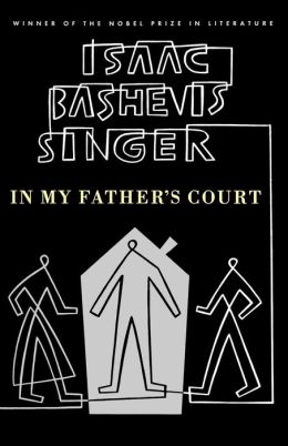 book cover for In My Father's Court