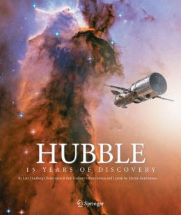 book cover for Hubble: 15 Years of Discovery