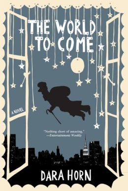 book cover for The World To Come
