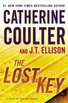 The Lost Key (A Brit in the FBI Series #2)