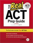 Book Cover Image. Title: The Real ACT Prep Guide, Author: ACT, Inc.