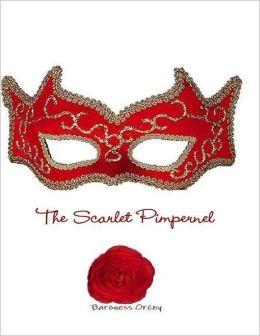Image result for The Scarlet Pimpernel Book