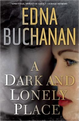 book cover for A Dark and Lonely Place