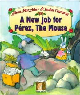 A New Job for Perez, the Mouse