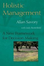 Savorys Buch: Holistic Management.