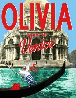 Olivia Goes to Venice