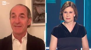 Zaia new leader of Italy. Veneto? No, Palazzo Chigi: the survey, a tsunami on Conte