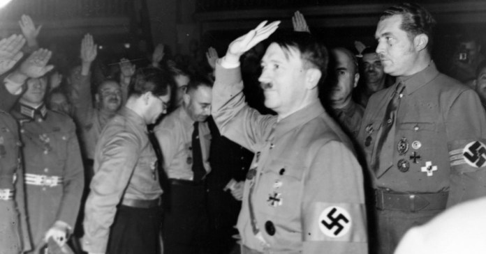 Hitler's dramatic sexual secret revealed by historians. Humiliating condition, his anger explained