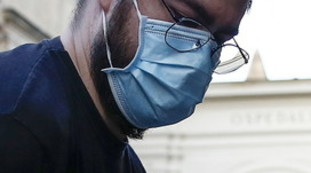 Masks of contagion vectors? How long the virus resists: ISS alert