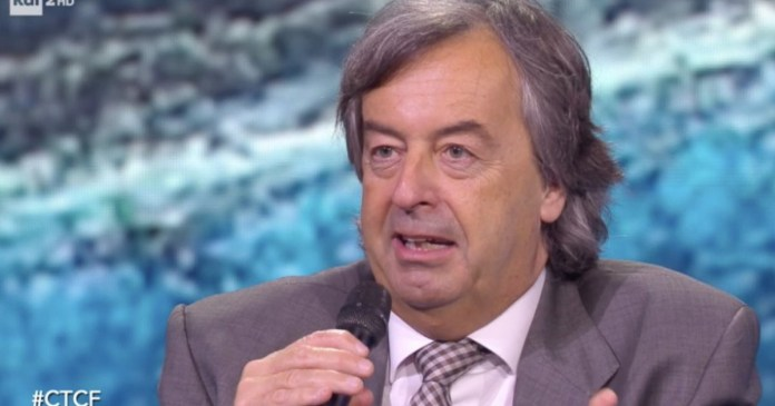 Roberto Burioni, Alessandro Giuli: Because the virologist divides like the national team coach
