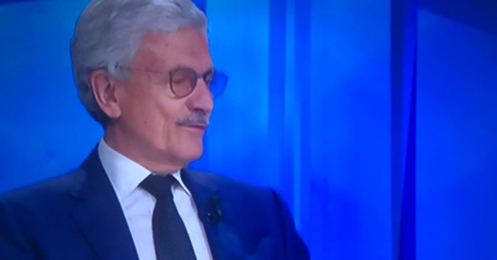I love democracy, but .... D'Alema, the whole left wing: how far it goes from Annunziata