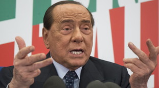 They are always angry with me and now with Salvini. Berlusconi discovers the game of certain togas: what they fear
