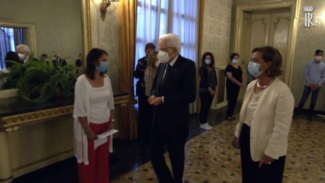 Genoa bridge, Sergio Mattarella with the victims' relatives: