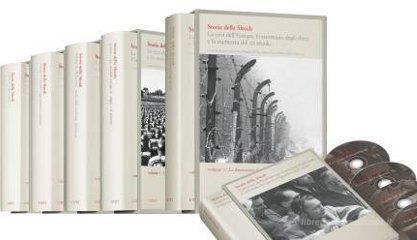 Risultati immagini per Storia della Shoah: la crisi dell'Europa, lo sterminio degli ebrei e la memoria del XX secolo