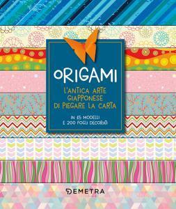 Origami Box Lantica Arte Giapponese Di Piegare La Carta Con Gadget
