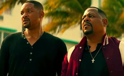 Will Smith in Bad Boys for Life recensie op iTunes