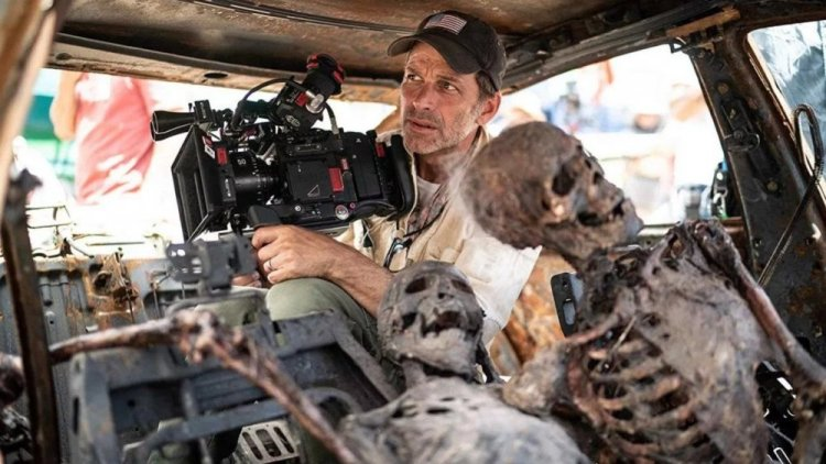 Zack Snyder's Army Of The Dead Plot, Cast, Release Date
