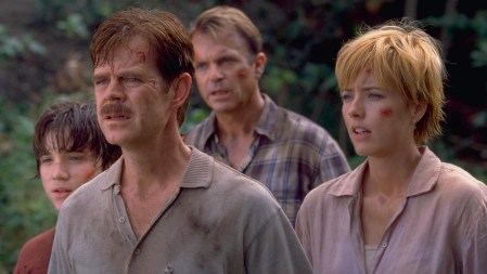 What You Never Noticed About The Kirbys In Jurassic Park 3
