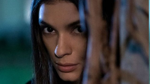 Laysla de Oliveira as Dodge in Locke & Key
