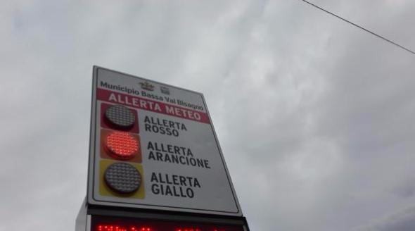 Cosa significa Allerta Meteo Arancione?