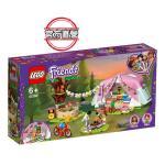 【LEGO 樂高】LEGO Friends 大自然豪華露營 41392 角色扮演 女孩(41392)
