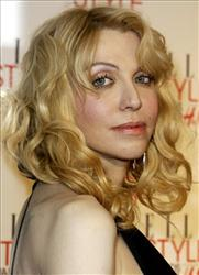 Courtney Love: ODed after leaving jail.