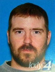 In this undated handout photo provided by KXLY 4 News, bombing suspect Kevin William Harpham is shown.