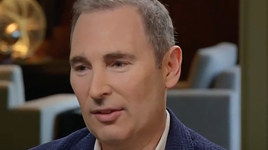 This Is How Much Amazon's New CEO Andy Jassy Is Worth