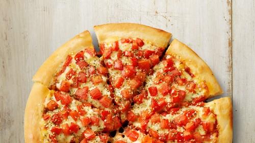 Pizza Hut Vegan Margherita Pizza