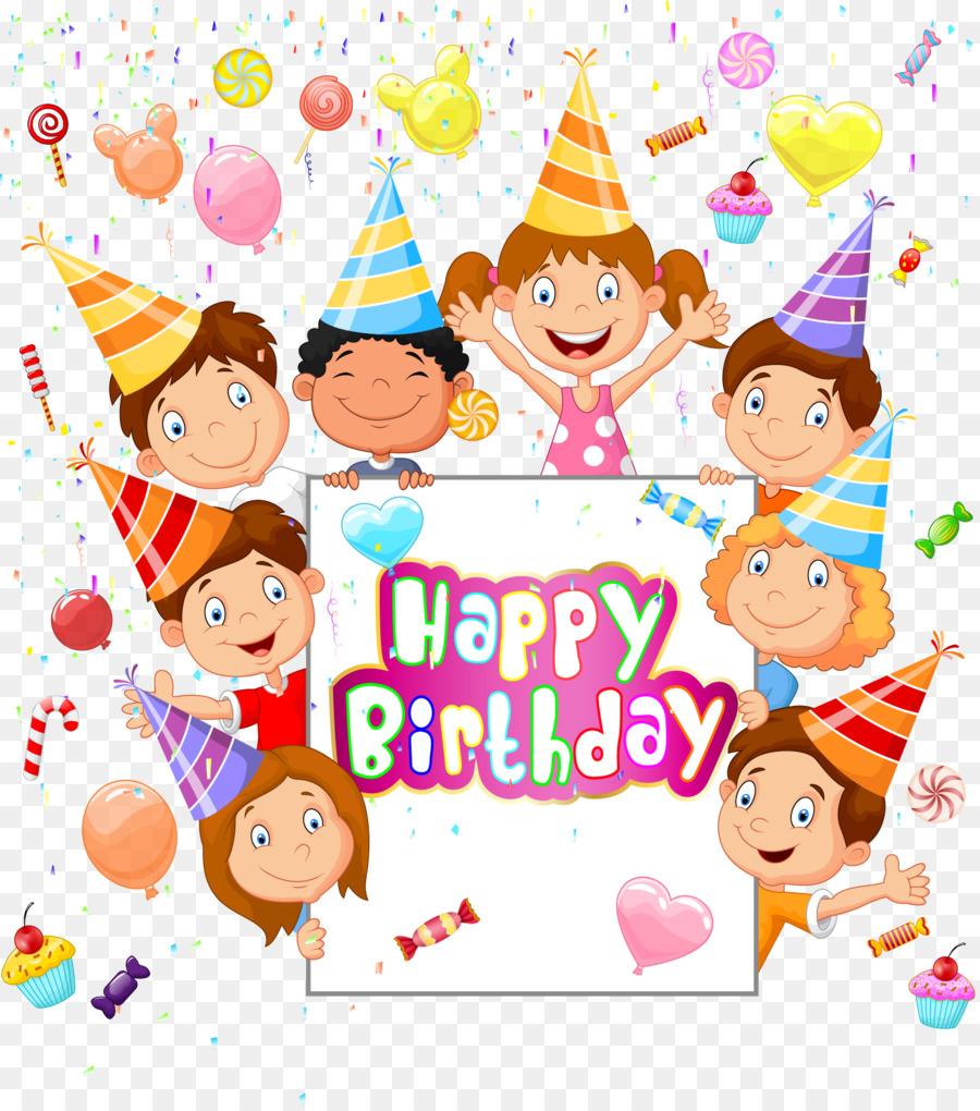 Ulang Tahun Selamat Ulang Tahun Untuk Anda Anak Gambar Png