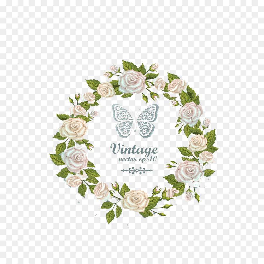 Undangan Pernikahan Pernikahan Bunga Gambar Png
