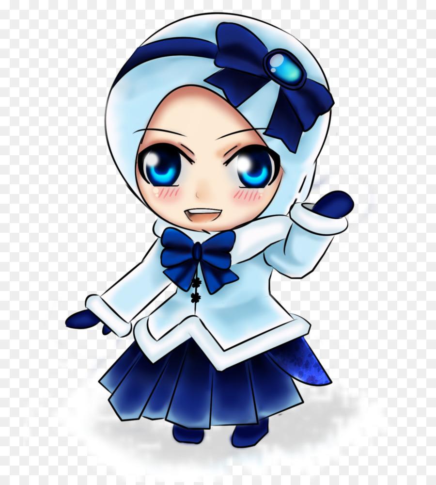Muslim Gambar Kartun Gambar Png
