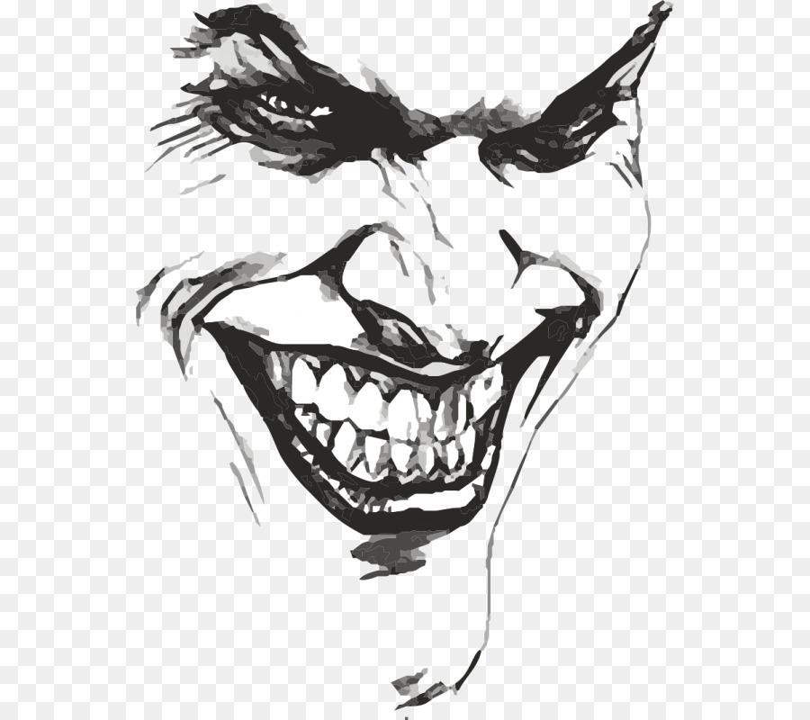 Mewarnai Gambar Sketsa Wajah Joker Terbaru Kataucap