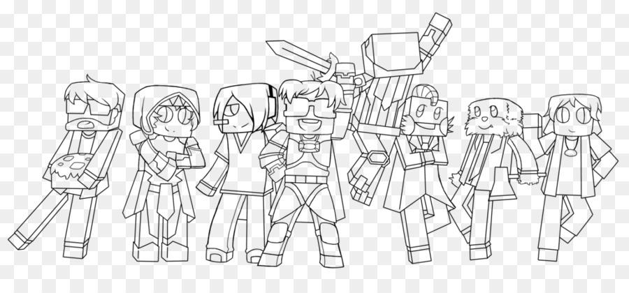 Contoh Gambar Mewarnai Minecraft Kataucap