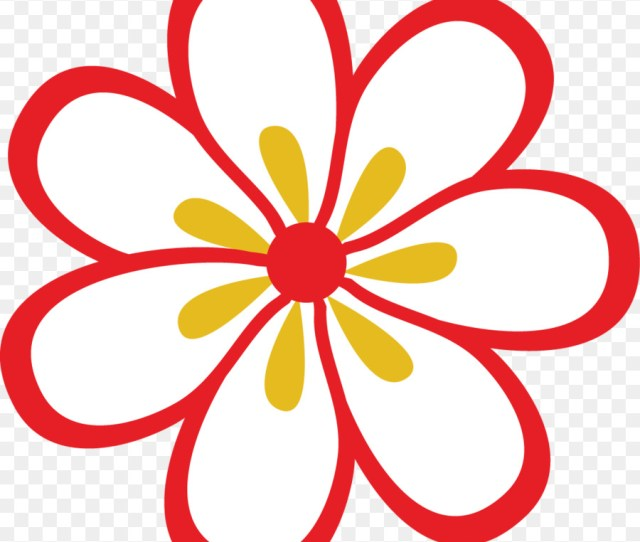 Bunga Kartun Fotografi Gambar Png