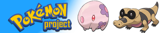 Logo sobre Pokémon Project
