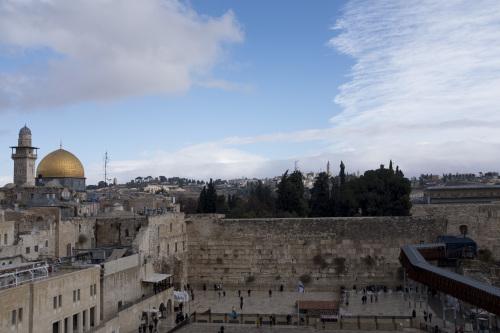 川普為何要承認耶路撒冷是以色列的首都(圖) 美國   川普   耶路撒冷   以色列   巴勒斯坦   時事   看中國網