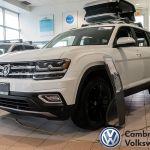 Used 2019 Volkswagen Atlas Highline 3 6l 8sp At W Tip 4motion For Sale 49298 0 Cambridge Volkswagen