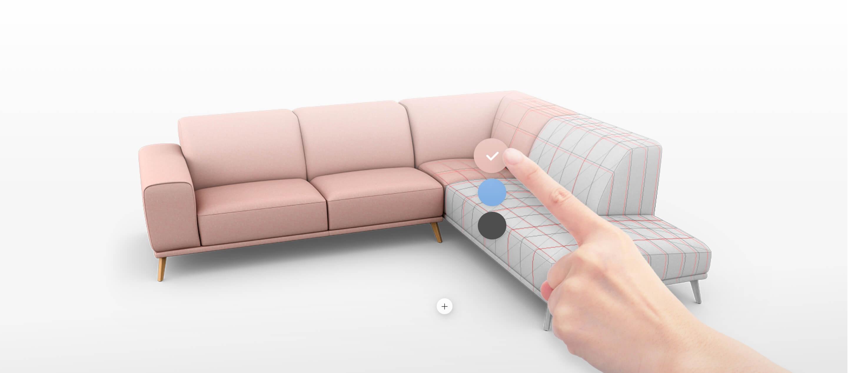 roomle platform for visual 3d ar