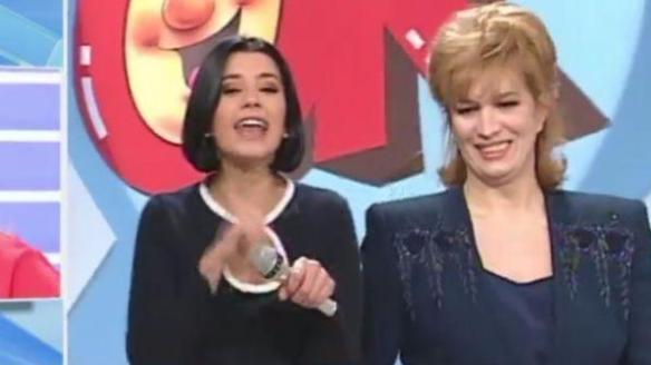 """""""Ok il prezzo è giusto"""", reunion tra Iva Zanicchi e Ana Laura Ribas in tv"""