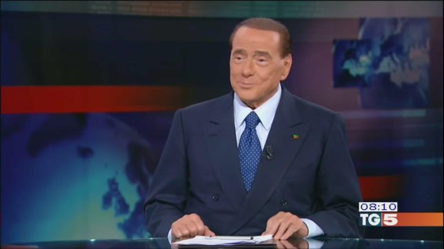 Migranti, Berlusconi:  Serve nuovo piano Marshall