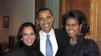 Why Michelle Obama left Kamala Harris out of DNC speech