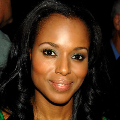 Kerry Washington Green Eyes