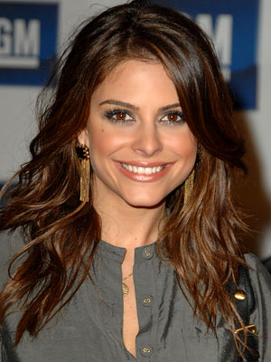 Entertainment Tonight co-host, Maria Menounos