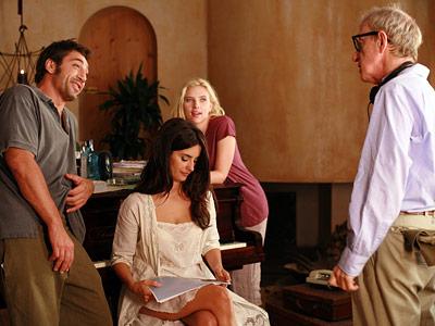 Woody Allen dirige a un elenco fresco y dinámico