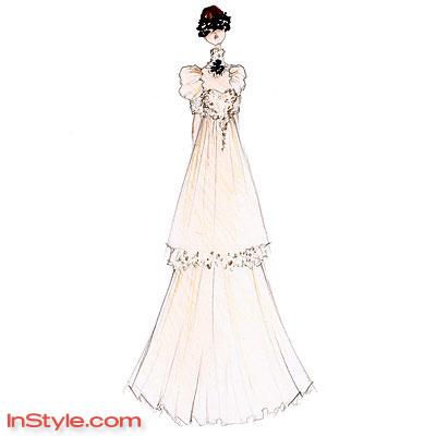 Vestido de Erin Fetherston