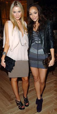Katrina Bowden and Ashley Madekwe