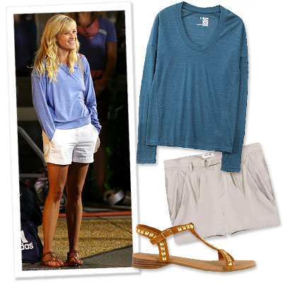 Reese Witherspoon - Paul Rudd - Casual Style - Celebrity News