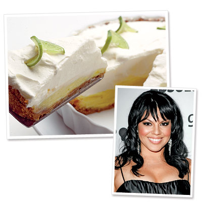 Sara Ramirez's Key Lime Pie